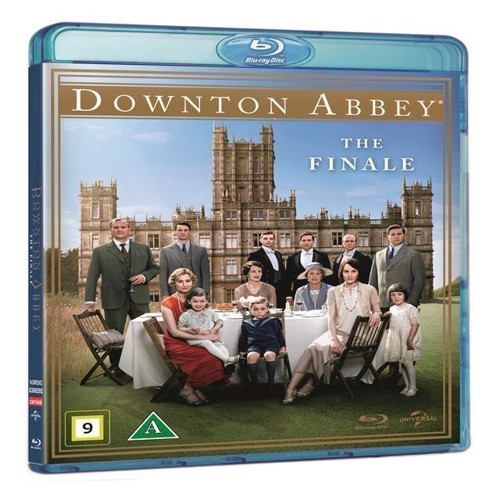Image of Downton Abbey 2015 Christmas Special The Finale BluRay (5053083062927)