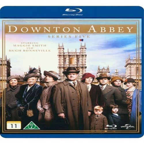 Image of Downton Abbey Series 5 Blu-ray (5053083025038)