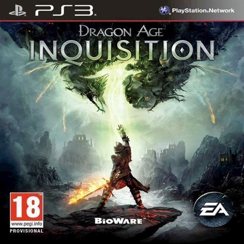 Image of Dragon Age III 3 Inquisition Essentials - PS3