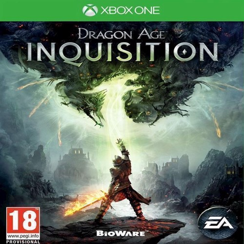 Image of   Dragon Age III 3 Inquisition XBOX ONE - XBOX ONE