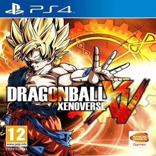 Image of   Dragon Ball Xenoverse - PS3