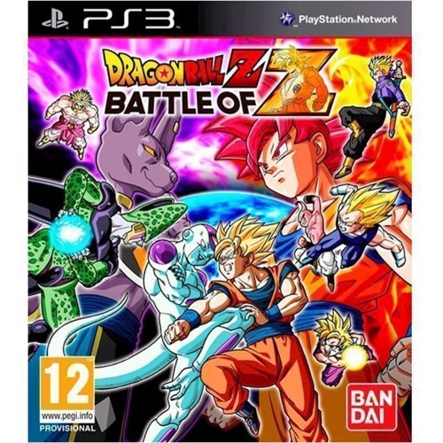 Image of   Dragon Ball Z Battle of Z Import - PS3