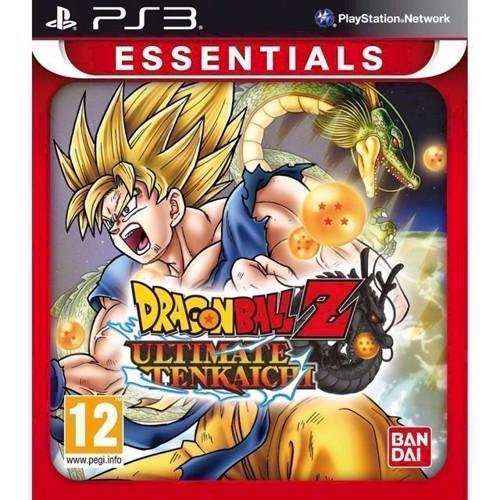 Image of   Dragon Ball Z Ultimate Tenkaichi Import - PS3
