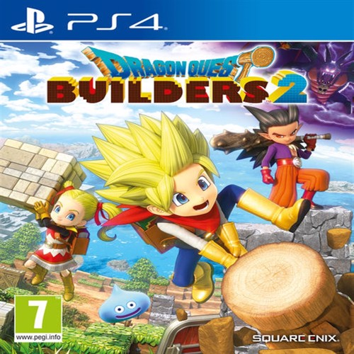 Image of Dragon Quest Builders 2, Nintendo Switch