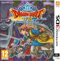 Dragonquest VIII journey of the cursed king