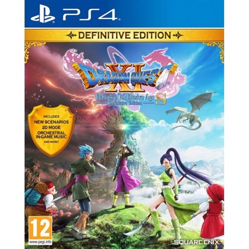 Image of Dragon Quest Xi S: Echoes Of An Elusive Age Definitive Edition Nintendo Switch