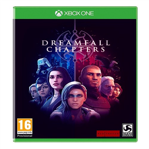 Image of Dream Fall Chapters Xbox One (4020628816384)