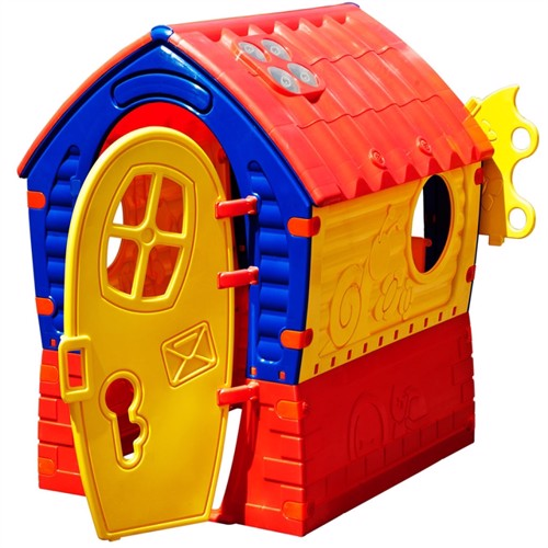 Image of Dreamhouse Plast Legehus