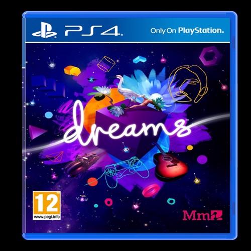 Image of Dreams (Nordic) PS4 (0711719353003)