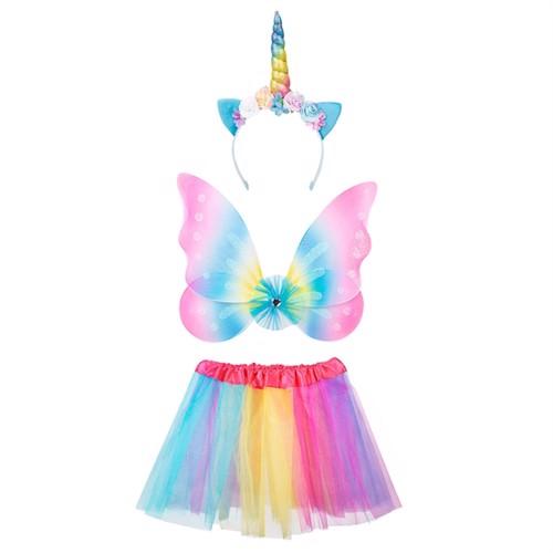Image of Dress up set Unicorn Fairy (8712026528742)