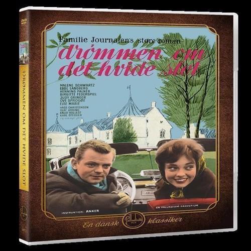 Image of Drømmen om det hvide slot DVD (5709165665226)