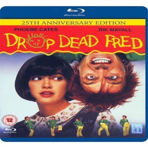 Image of Drop Dead Fred BluRay (5060057211212)