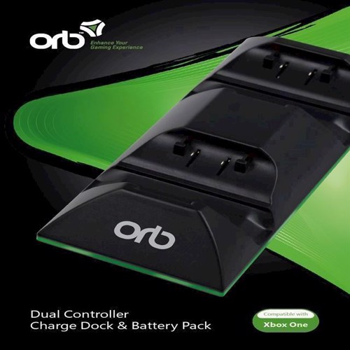 Image of   Dual Charge Dock ORB Xbox One - Xbox One