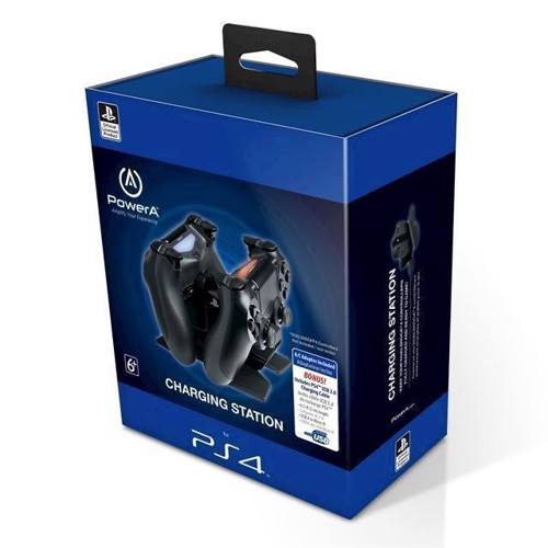 Image of DualShock Charging Dock W AC - PS4 (0617885009389)