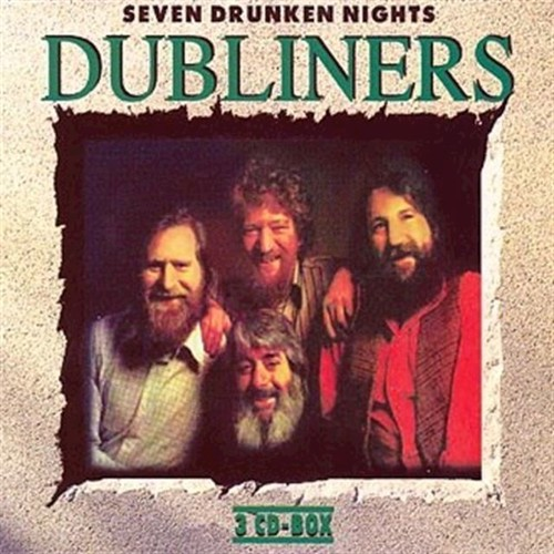 Image of Dubliners - Seven drunken nights - CD (7393068002011)