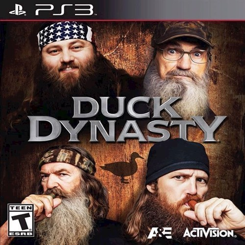Image of Duck Dynasty - PS3
