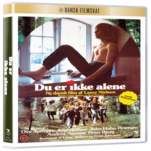 Image of Du Er Ikke Alene - Musik Sebastian - DVD (5708758688543)