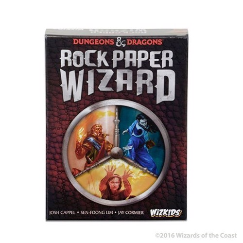 Image of Spil, Dungeons & Dragons - Rock Paper Wizard