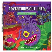 Dungeons and Dragons - Adventures Outlined malebog