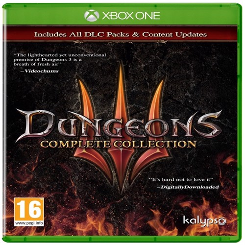 Image of Dungeons 3: Complete Edition - PS4 (4260458361719)