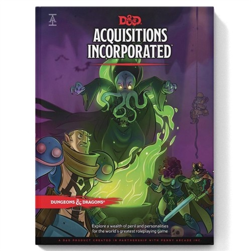 Image of Dungeons Dragons 5Th Edition Acquisitions In Corporated Wtcc 7254