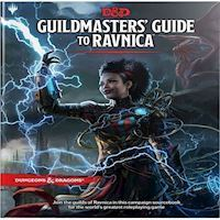 Dungeons  Dragons  5th Edition  Guildmasters Guide to Ravnica