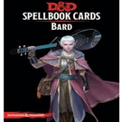 Dungeons & Dragons - 5th Edition - Spell Deck Bard (128 cards) (D&D)