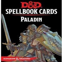 Dungeons  Dragons  5th Edition  Spell Deck Paladin 69 cards DD