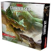 Dungeons  Dragons   5th Edition Starter Set DD
