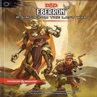 Dungeons dragons eberron rising from last ward dw tcc