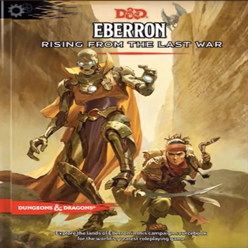 Image of Dungeons dragons eberron rising from last ward dw tcc