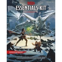 dungeons dragons essentials kit 5th edition