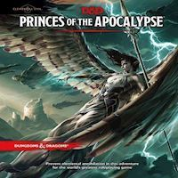 Dungeons  Dragons  Role Play  5th Edition Princes of The Apocalypse DD