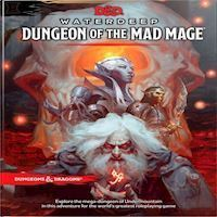 Dungeons  Dragons  Waterdeep Dungeon Of The Mad Mage