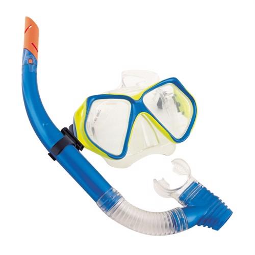 Image of Dykkersæt Ocean Diver Maske Snorkel 14 År