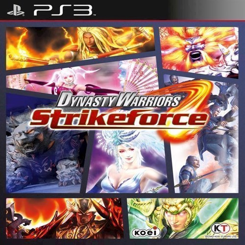 Image of Dynasty Warriors Strikeforce - Ps3