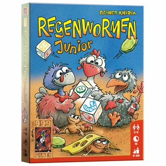 Image of Earthworms Junior (8719214421601)