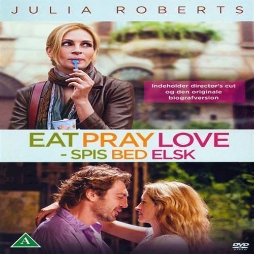 Billede af Eat Pray Love Spis Bed Elsk DVD