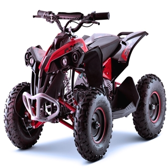 Image of El Atv Renegade Brushless 1060W Kardan Rød