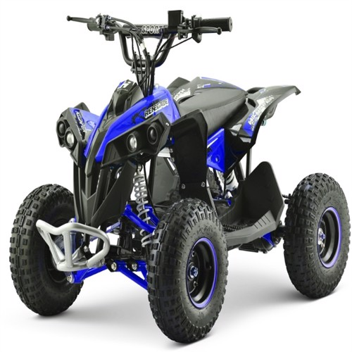 Image of El Atv, Renegade Brushless, 1200W 48V, Blå