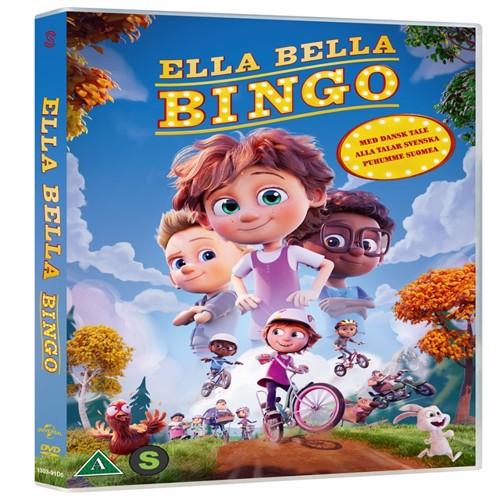 Image of Ella Bella Bingo - Dvd (5706169003306)