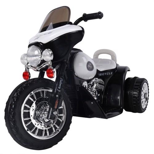 Image of El Politi Motorcykel Til Børn Sort
