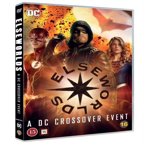 Image of Elseworld serie 3, DVD (7340112750916)