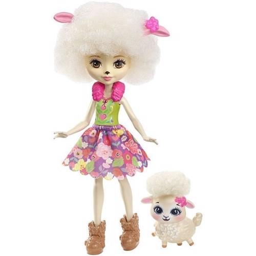 Image of Enchantimals, dukke Lorna Lamb (0887961450026)
