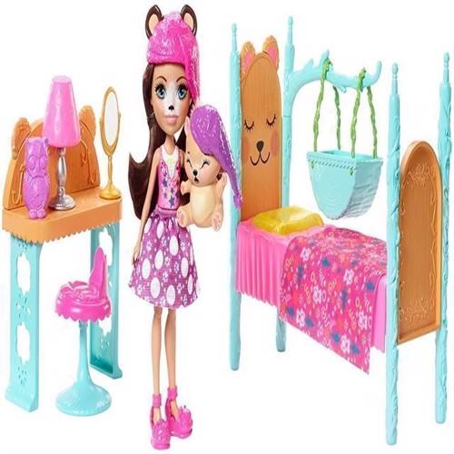 Image of Enchantimals drømme soveværelse (0887961625714)