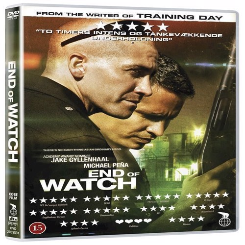 Image of End of watch DVD (5708758691871)
