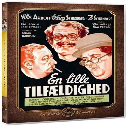 Image of En Lille Tilfældighed DVD (5709165315329)