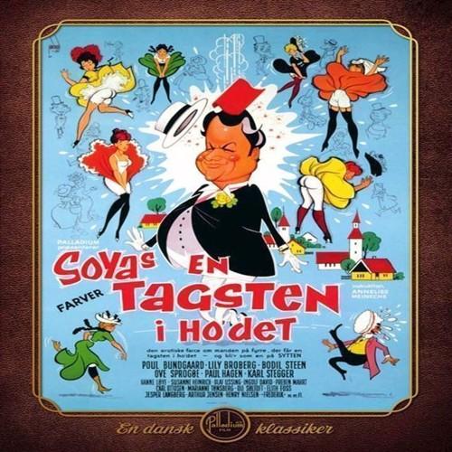 Image of En tagsten i hodet DVD (5709165895227)