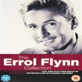 Image of Errol Flynn Golden Coll - Dvd - DVD (5051892119597)