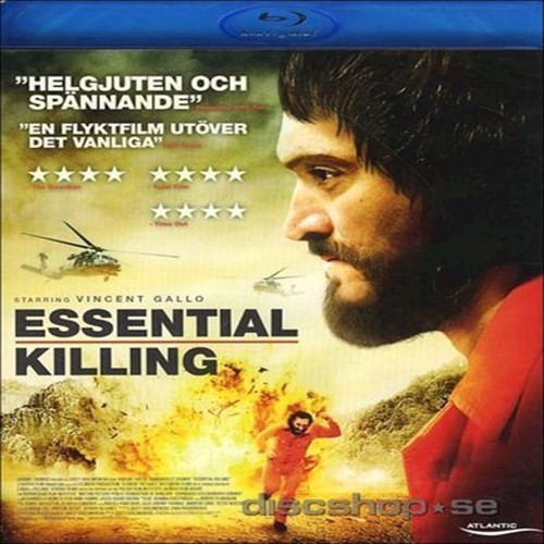 Image of Essential Killing Blu-ray (7319980011795)